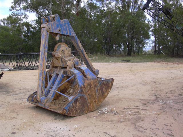 Caldme - Excavator attachment