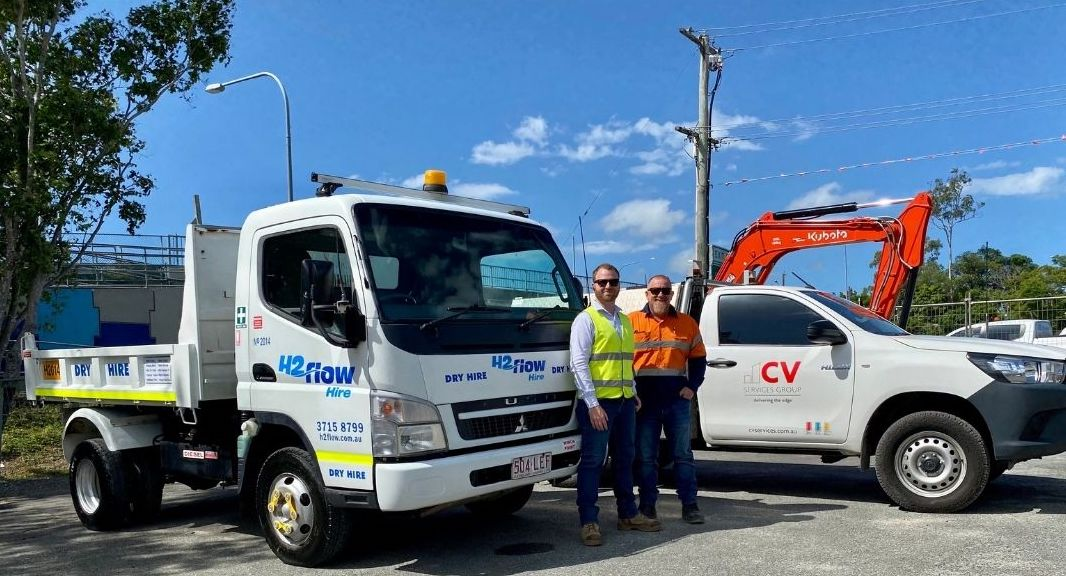 Pacific Motorway M1 Watland Street to Sports Drive Upgrade Project at Springwood.