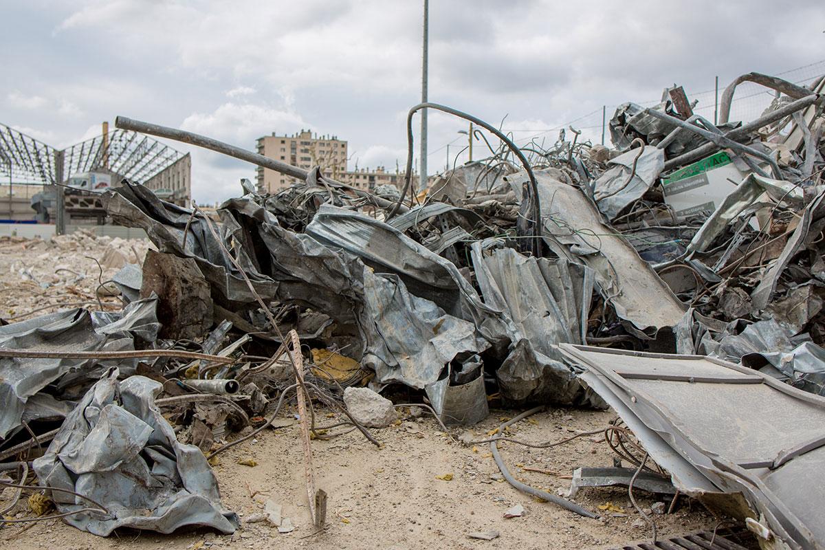metal waste disposal