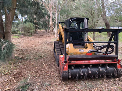 Eco-Land-Clearing-Bobcat-and-Forestry-Mulcher-Attachment-Margaret-River