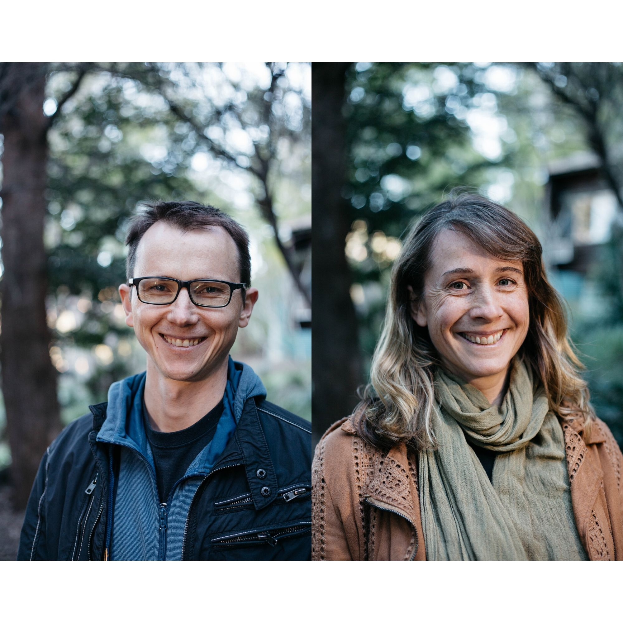 Susannah Kable and Edgars Greste, The Grow Love Project