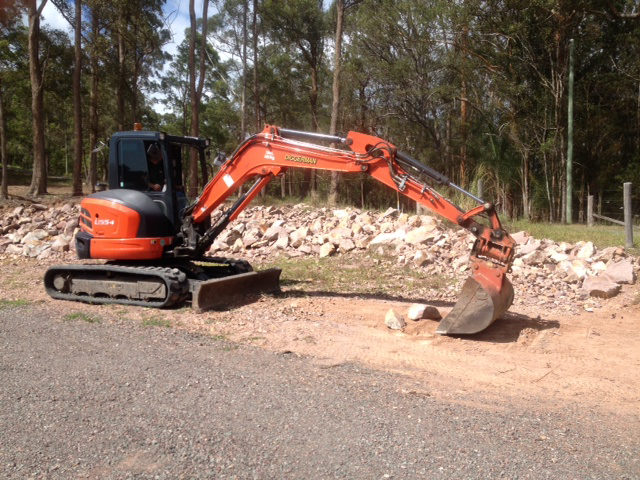 Excavator Operator Training Sunshine Coast
