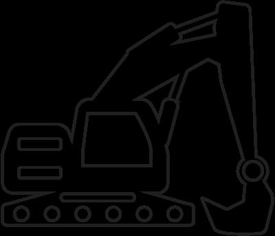 Excavator-Icon-Dark