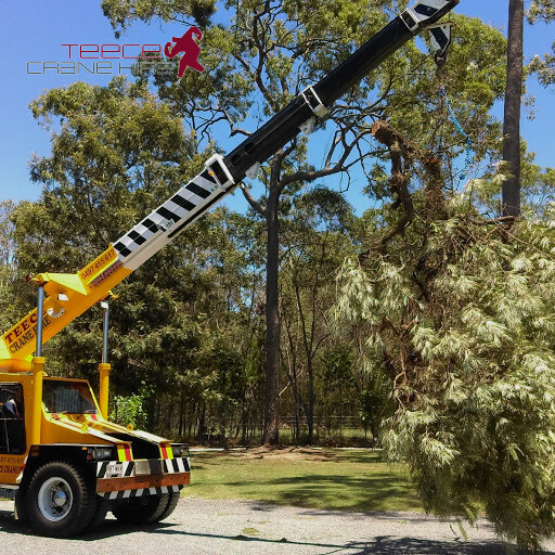 Teece Crane Hire - Crane Hire Service - Brisbane