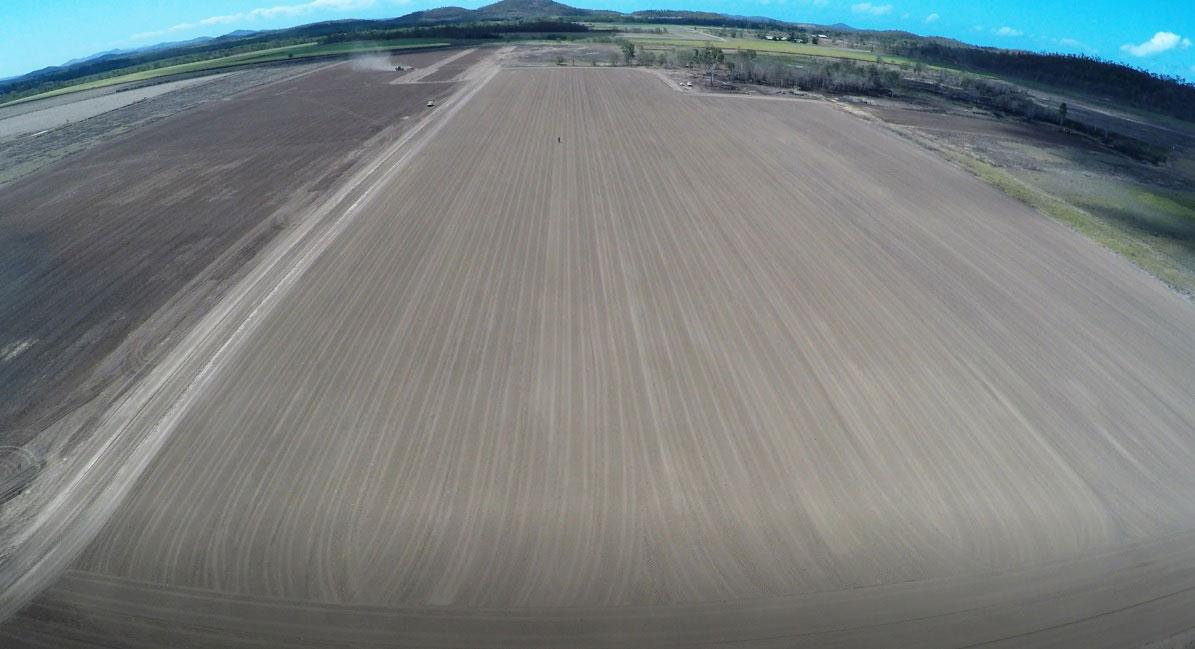 GPS Field Levelling