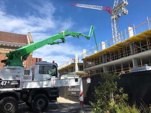 Line Pump Hire | Geelong Concrete Pumping