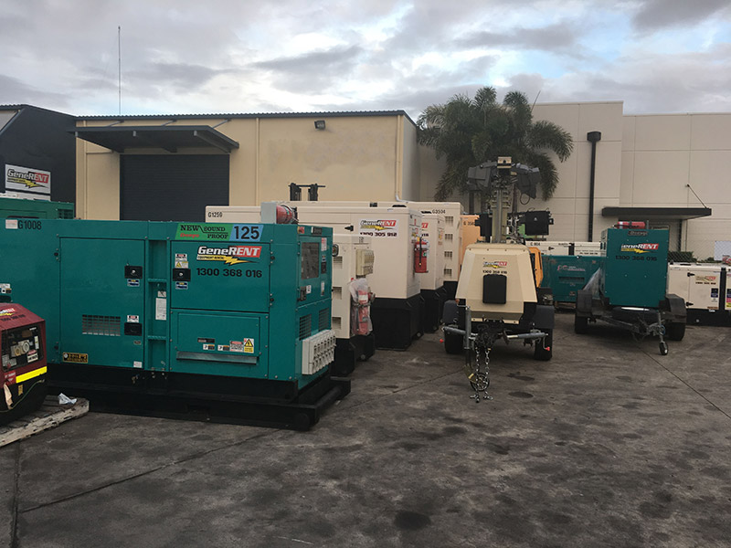 Generent-Equipment-Rental-All-equipment-depot-yard-generator-hire-brisbane-perth
