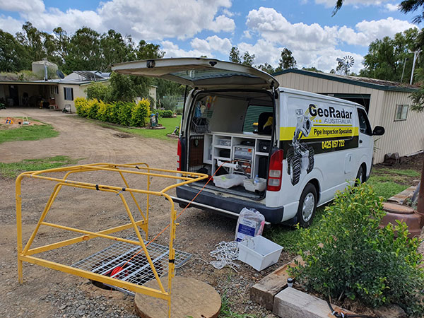 Geo-Radar-Australia-Robot-Pipe-Inspection-and-Van-Bundaberg