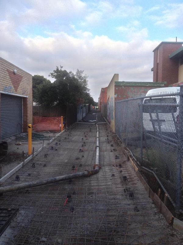 Get-Pumped-Concrete-Pumping-Commerical-path-concrete-line-pump-hire-melbourne