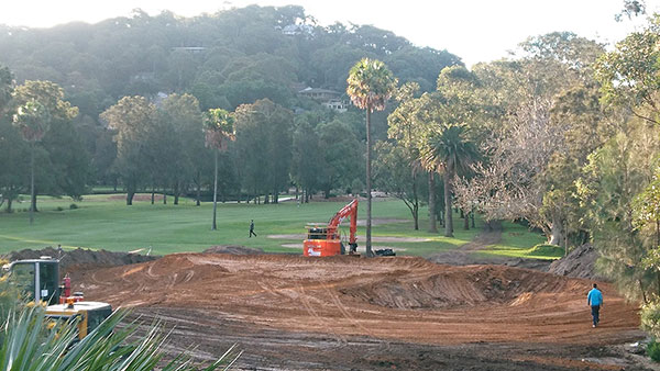 Golf-Spectrum-golf-course-construction-Practice-Area-Bayview