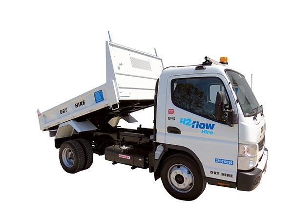 H2Flow-Mini-Trucks-2000L-Water-Truck-Hire-Brisbane