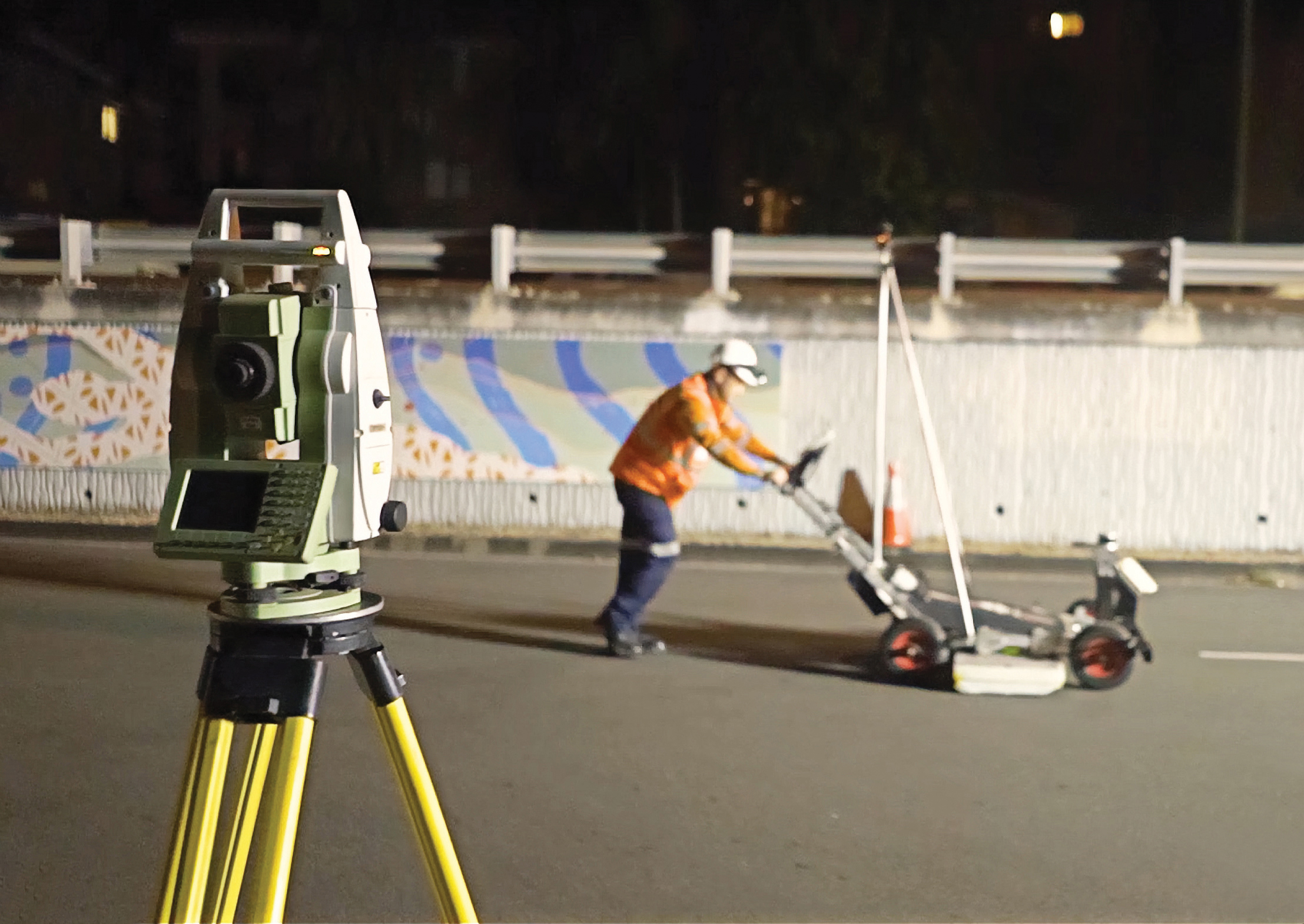 Surface Penetrating Radar Services