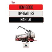 STG Global HDV16000 Manual