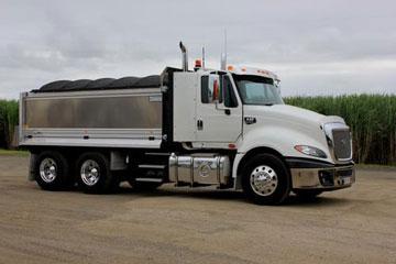 Haber-Xcavations-Mackay-Catepillar-truck-hire