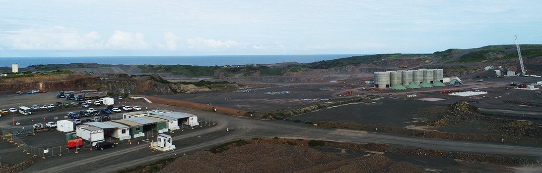 Hanson Quarry Plant Expansion
