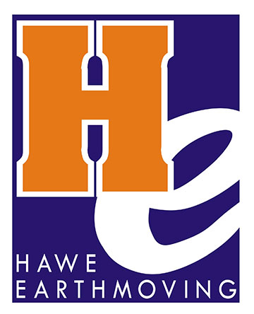 Hawe Earthmoving logo