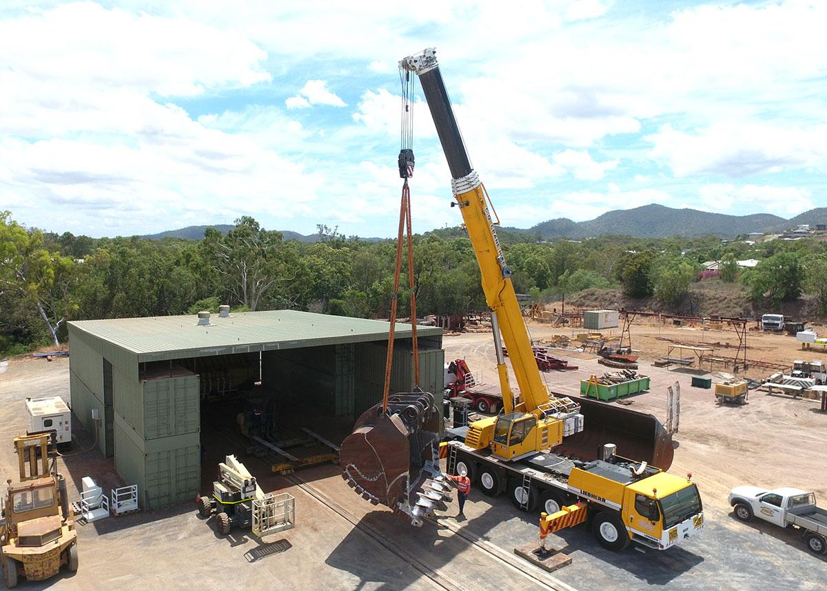Heavy-Crane-Lifts-Central-Queensland