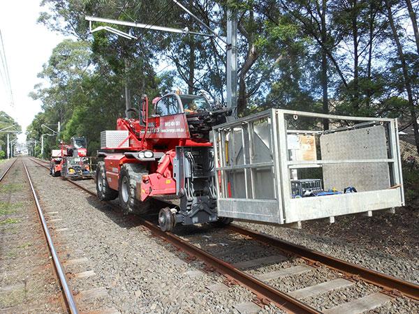 Hi-Range-Crane-Hire-Hi-Rail-EWP-Rail-Crane-EWP-hire-Campbelltown