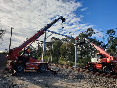 Hi-Range Rail Project Sydney