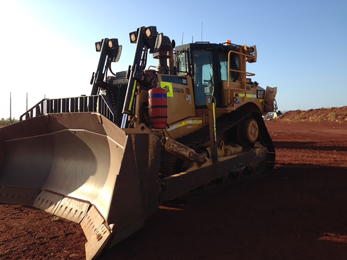 Hicks Civil and Mining Dozer Hire Pilbara