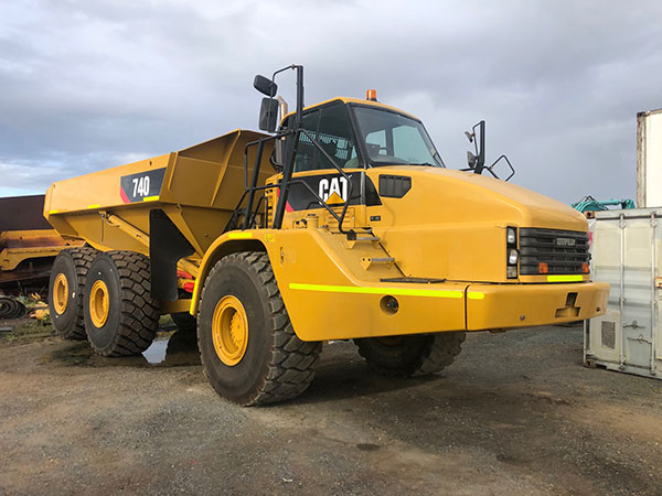 High-Density-Civil-Articulated-Dump-Truck-Hire-5