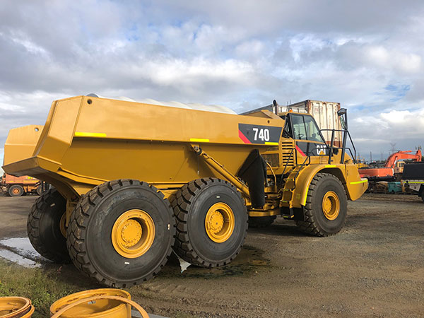 High-Density-Civil-articulated-dump-truck-hire-6