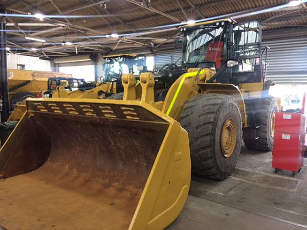 High-Density-Civil-plant-hire-loader-hire Australia