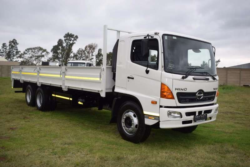 Hino 10 tonne Tipper Truck