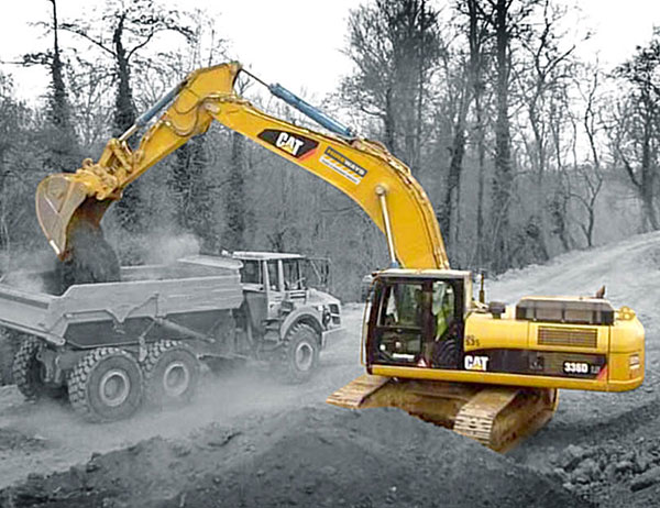 Hireways-CAT-336DL-Excavator-Hire-Perth