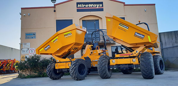 Hireways-site-mini-dumper-hire-perth