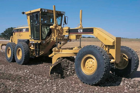Hogg Brothers Grader CAT 12H