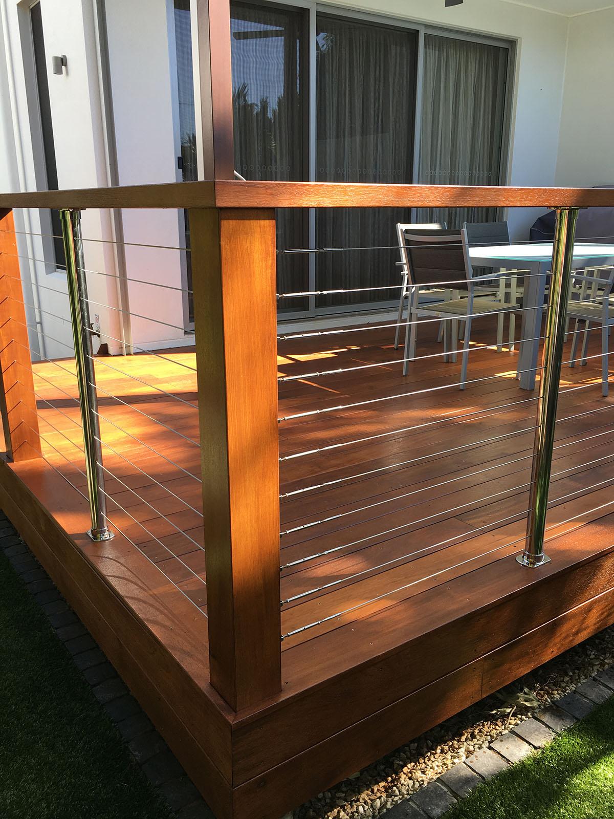 Hoys deck completion 2