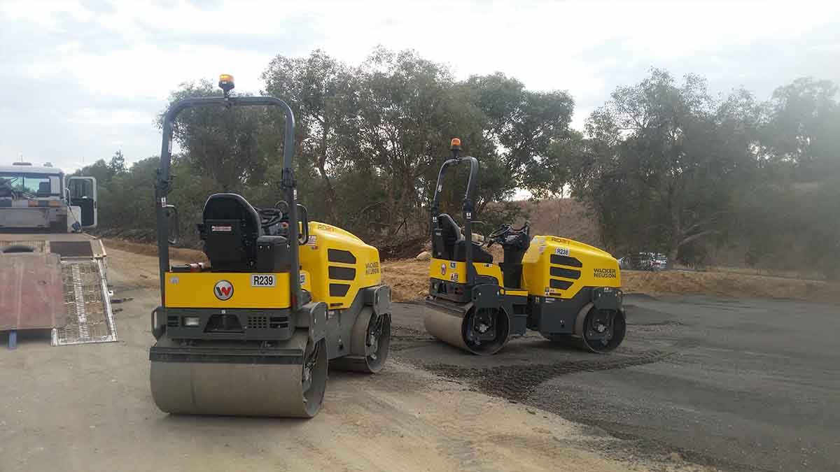 Hume Hire Rollers