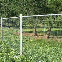 Hume Hire temp fencing