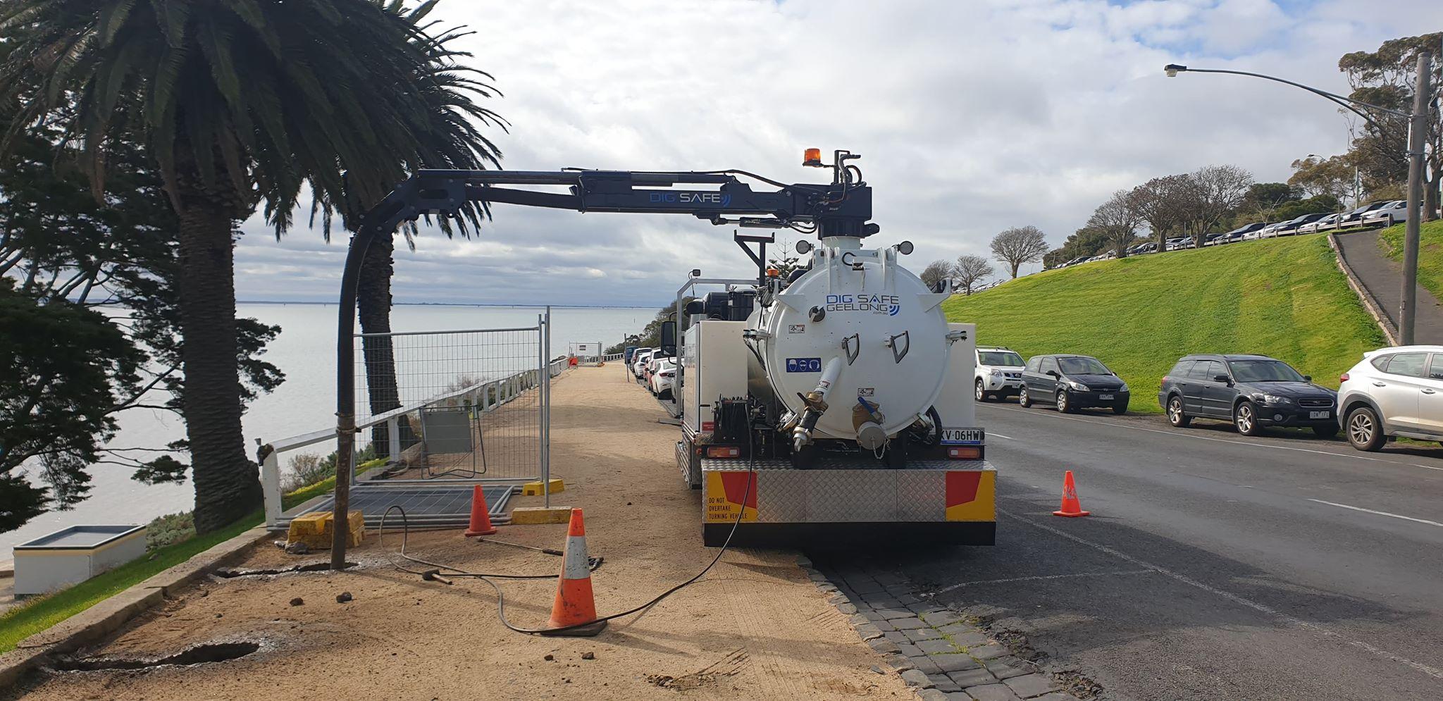 Dig Safe Geelong - Vacuum Excavation - Victoria