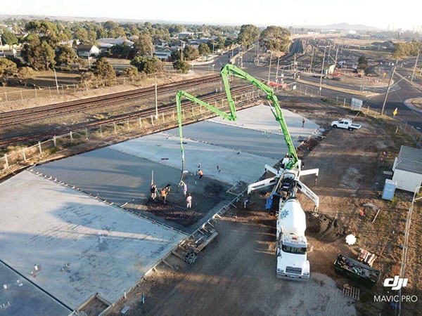 Geelong-Concrete-Pumping -Concrete-Pump-Service-Geelong