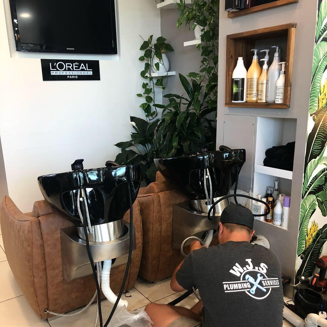 wjs hair dressing salon