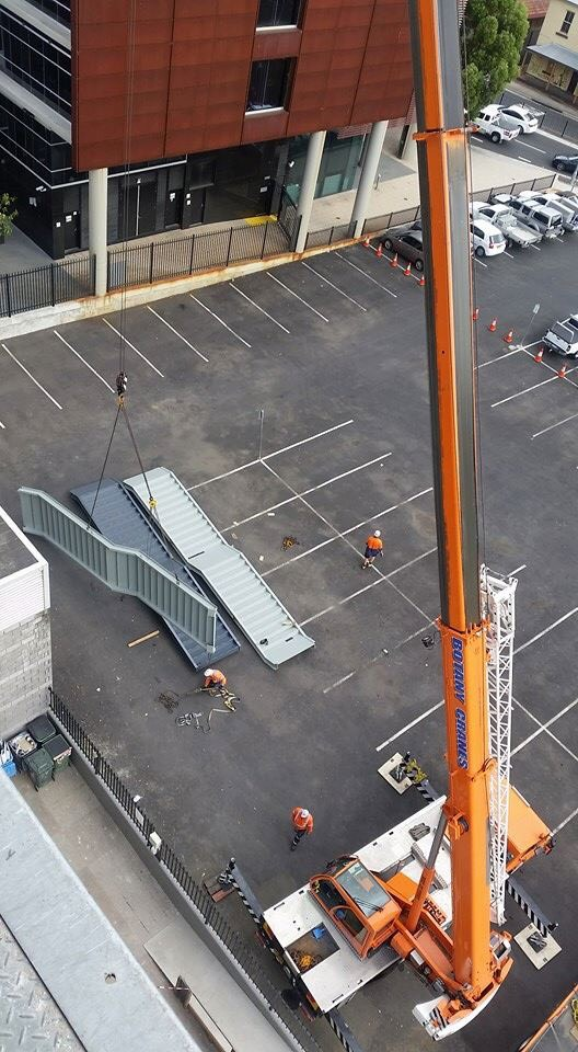 20T City Cranes