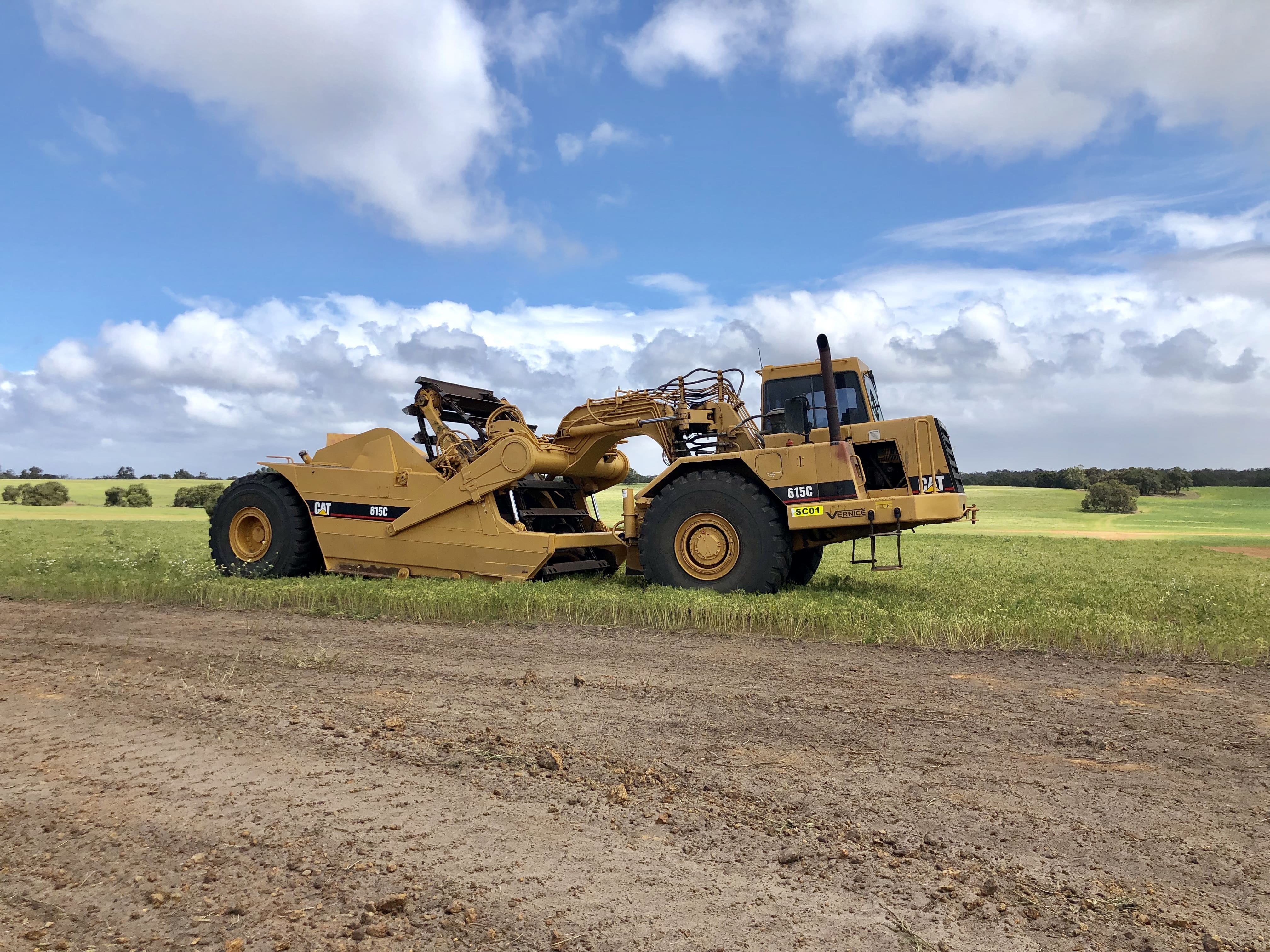 623 scraper hire western australia vernice