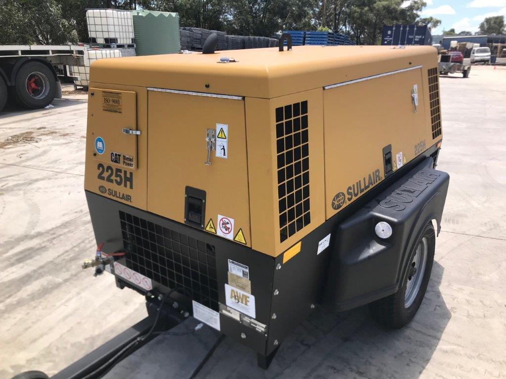 air compressor hire sydney