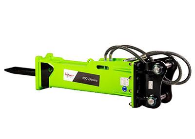 Impact-Construction-Equipment-hydraulic-breaker-attachment-sales-melbourne-400-Series