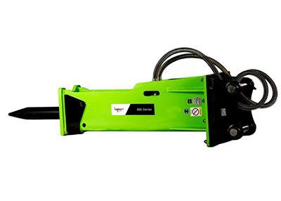 Impact-Construction-Equipment-hydraulic-breaker-attachment-sales-melbourne-600-Series