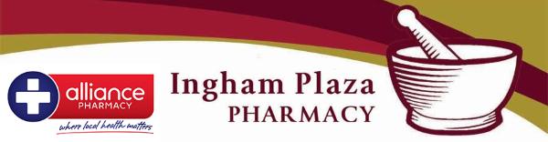 Ingham Plaza Pharmacy Chemist Hinchinbrook Central Shopping Centre