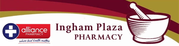 Ingham Plaza Pharmacy Hinchinbrook Central Shopping Centre Chemist