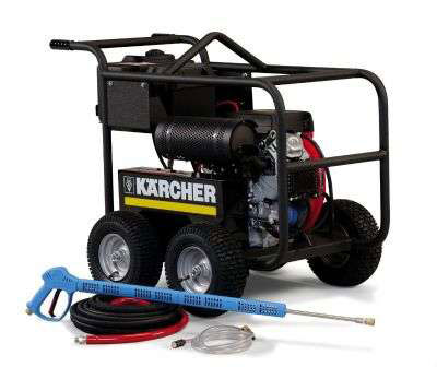 JC-Hire-4000psi-pressure-washer-hire-sunshine-coast