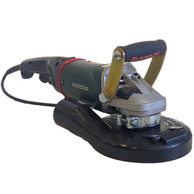 JC-Hire-Handheld-Dustless-Concrete-Grinder-Sunshine-Coast