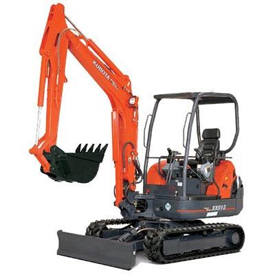 JC-Hire-excavator-3-3t-kubota-KX91-3-Sunshine-Coast
