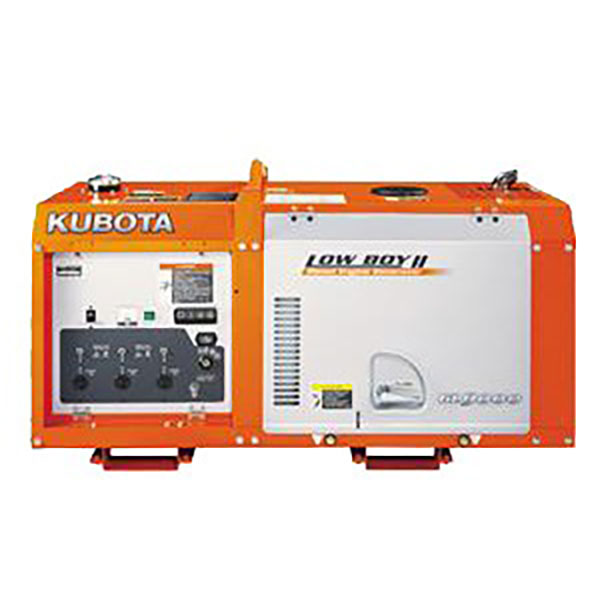 JC-Hire-generator-silenced-8kva-Sunshine-Coast