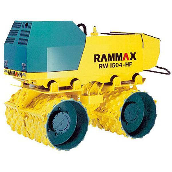 JC Hire roller-rammax-1515 Sunshine Coast