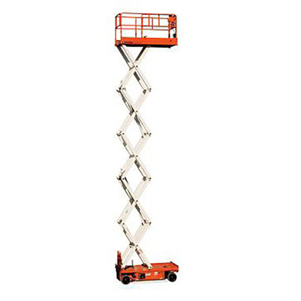 JC-Hire-scissor-lift-8m-Sunshine-Coast